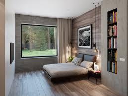 Small Bedroom Visualization By Alexandra Fedorova