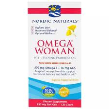 Nordic Naturals <b>Omega</b>-3 Fish Oil <b>Omega Woman</b>