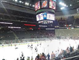 Nj Devils Seating Chart 3d Prudential Center Section 6 Seat Views Seatgeek