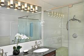 maxim lighting silo 6 light bath vanity with shower glass with 6 light bathroom fixture