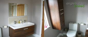 bathroom installers. at angle builders limited we pride ourselves in fitting your bathroom to the highest of standards and our teams fitters have been carefully installers