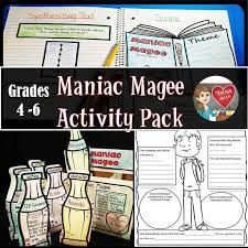 best maniac magee ideas novel definition it  maniac magee activity pack