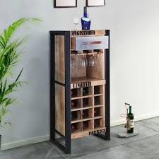 modern wine rack furniture. Modern Wine Rack Furniture. Industrial Rustic Mango Wood 12 Space Cabinet Furniture E