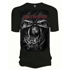 Iron <b>Maiden Men</b> Final Frontier Eddie <b>Vintage</b> Short Sleeve T-Shirt ...