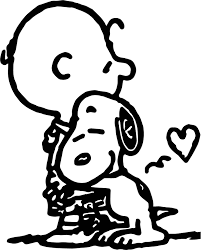 Small Picture Charlie Brown And Snoopy Coloring Page Wecoloringpage