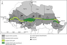 The Great Green Wall For The Sahara And The Sahel Initiative