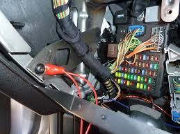 retrofit oem amplifier speaker upgrade faq jaguar forums make sure the battery is disconnected before you touch the nut btw not my pic forgot to take one