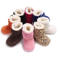 <b>Toddler Newborn Baby</b> Girls Bow Tassel Soft Sole Shoes Prewalker ...