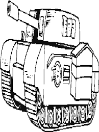 Legertank Kleurplaat Malvorlage Abrams Panzer Ausmalbild 10142