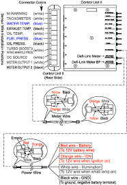 defi meter wiring diagram defi image wiring diagram defi link wiring diagram wiring diagrams and schematics on defi meter wiring diagram