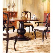 60 Round Dining Table Set Hekman Tuscan Estates 60 Inch Round Pedestal Dining Table Hk 7