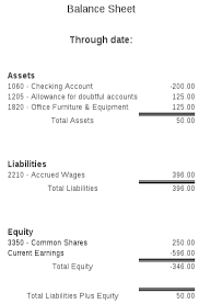 allowance for uncollectible accounts balance sheet using account hierarchies for reporting ledgersmb