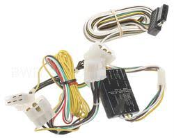 list trailer connector harness wiring vehicle specific 1988 bwd trailer connector kit
