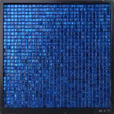 blue glass tile bathroom waterproof dark blue glass mosaic bathroom wall decorative tile blue glass tile