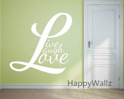 motivational quote wall sticker live laugh love diy inspirational life quotes vinyl wall art decals hot on diy inspirational quote wall art with motivational quote wall sticker live laugh love diy inspirational