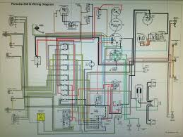 porsche356 Rotax 912 Wiring Schematic wiring diagram full color and laminated '50 pre a, '51 '52 pre a, early '53, late '53, '54 '55 pre a, '56 '57 a t 1, '57 '59 a t2, '60 '63 b, rotax 912 tachometer wiring diagram