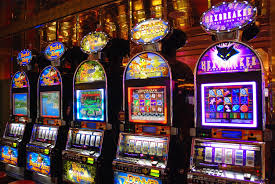 Innovative online gambling with slot machines for more bonuses and jackpots