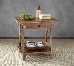 reclaimed wood nightstand. Palma Reclaimed Wood Nightstand W
