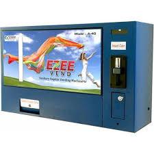Latest Vending Machine Technology Delectable Girls Sanitary Napkin Vending Machine Oasis Scientific