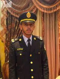 """الملازم """"القرني"""" يتخرج من كلية الملك خالد العسكرية"""