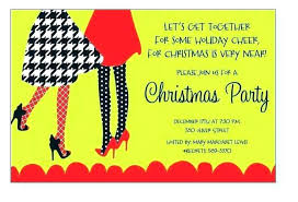Party Invitation Ideas Lunch Wording Corporate Holiday For