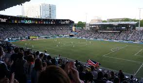 Providence Park Seating Chart Timbers Providence Park Portland Timbers Portland The Stadium