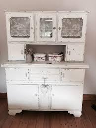 Omis alter Küchenschrank Vintage ♡ Kreidefarbe ♡ Annie Sloan
