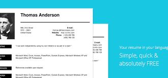 Nice Ideas Free Resume Generator Online Create Professional Resumes