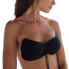The Perfect Sculpt Size Chart The Perfect Sculpt Bra Strapless Self Adhesive Silicone Invisible Push Up Bras For Women Dd Black