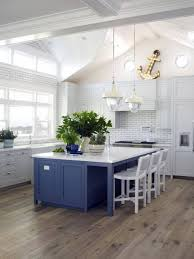 345 Best Coastal Kitchens Images On Pinterest  Coastal Kitchens Coastal Kitchen Remodel Ideas