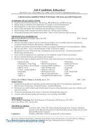 Chemistry Resume Sample | Kicksneakers.co