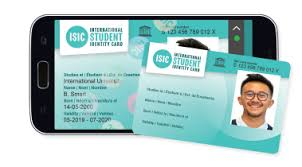Make Your Own Identification Card Isic International Student Identity Cards