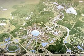 Disney Landscape Design Swa Disney World Master Plan Eco City Urban Design Plan