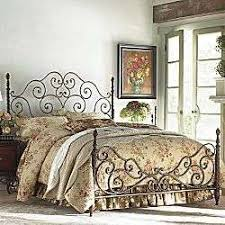 metal bedroom sets. astonishing ideas iron bedroom sets metal santa cruz bed set standard furniture o