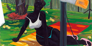 kerry james marshall challenging racism in art history