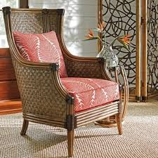 coral furniture. Twin Palms Coral Reef Wingback Chair Furniture