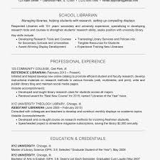Reference Pages For Resumes Librarian Cover Letter And Resume Examples