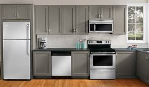charcoal paint colorKitchen  Grey Kitchen Cabinets With Charcoal Painted Kitchen