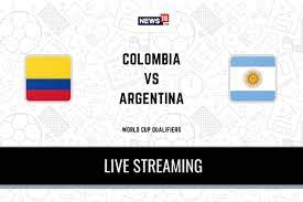 FIFA World Cup Qualifiers 2022 Colombia ...