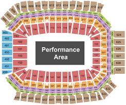 Lucas Oil Stadium Seating Chart Indianapolis