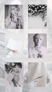 Taehyung Black And White Aesthetic ...