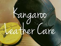 caring for a kangaroo leather hat great australian leather care