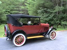 Auctions - 1925 Chevrolet Superior Touring Car | Owls Head ...