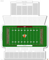 Malone Stadium Louisiana Monroe Seating Guide