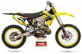 2018 suzuki enduro. delighful enduro 2004 suzuki rm250 made into a 2018 concept for suzuki enduro