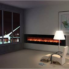indoor electric fireplace with regard to modern flames 100 ambiance linear deluxe remodel 15