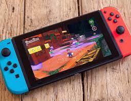 Máy chơi game Nintendo Switch Neon Blue Red chính hãng, giải trí tuyệt vời