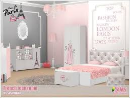 teenage girls bedroom furniture sets. Smart Teen Girl Bedroom Furniture Awesome The Sims 4 Mody Francuski Pok³j Dla Nastolatek Od Severinka Teenage Girls Sets