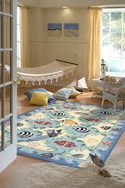 home seashell decor seashell area rugs