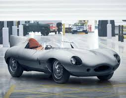 new jaguar d type limited edition race car in pictures
